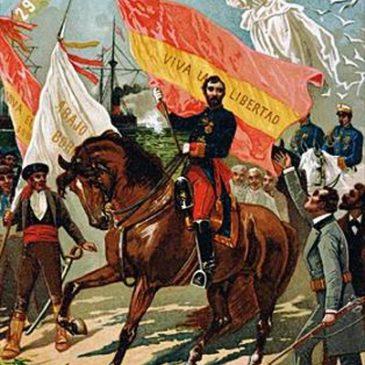 CITA CON LA LITERATURA Y LA HISTORIA 1868-1898